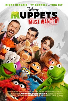 In Theaters: Muppets Most Wanted