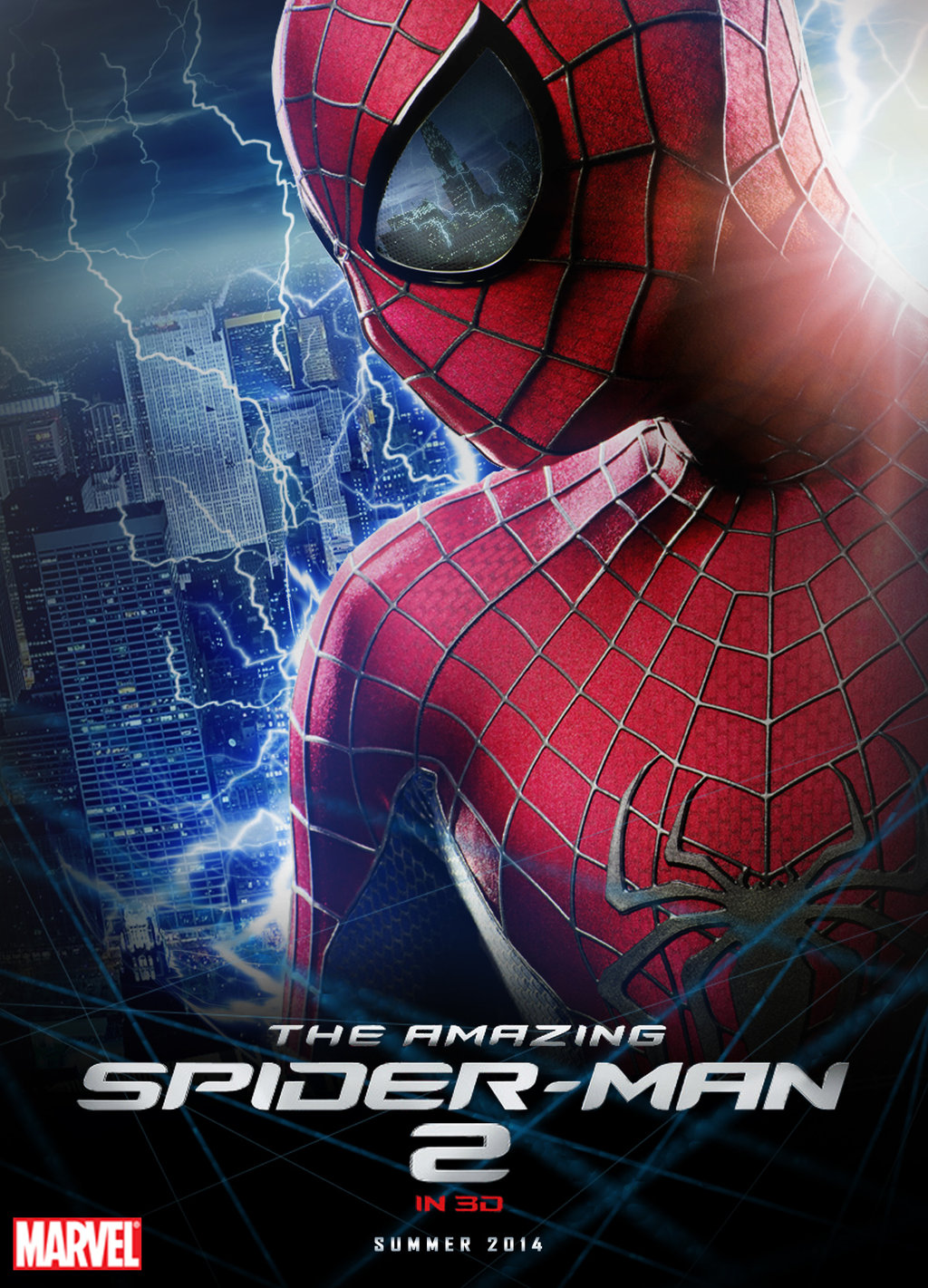 The Final Trailer for The Amazing Spider-Man 2