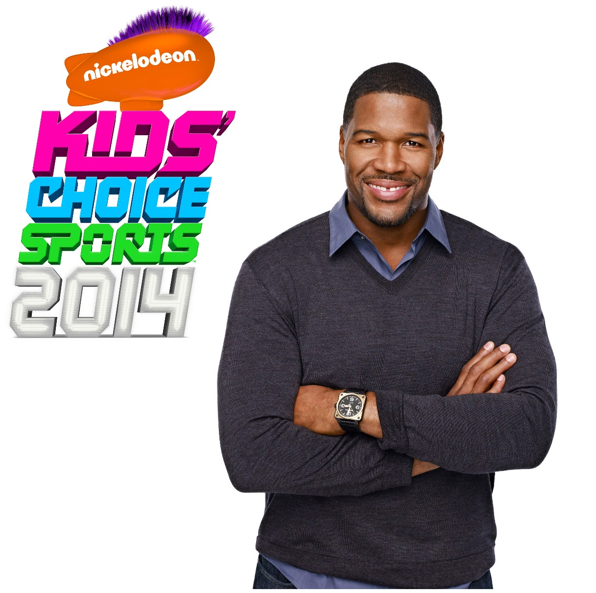 Strahan to Host Nickelodeon's First Kids' Choice Sports Awards