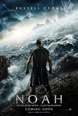 Box Office: Noah Rides to Top
