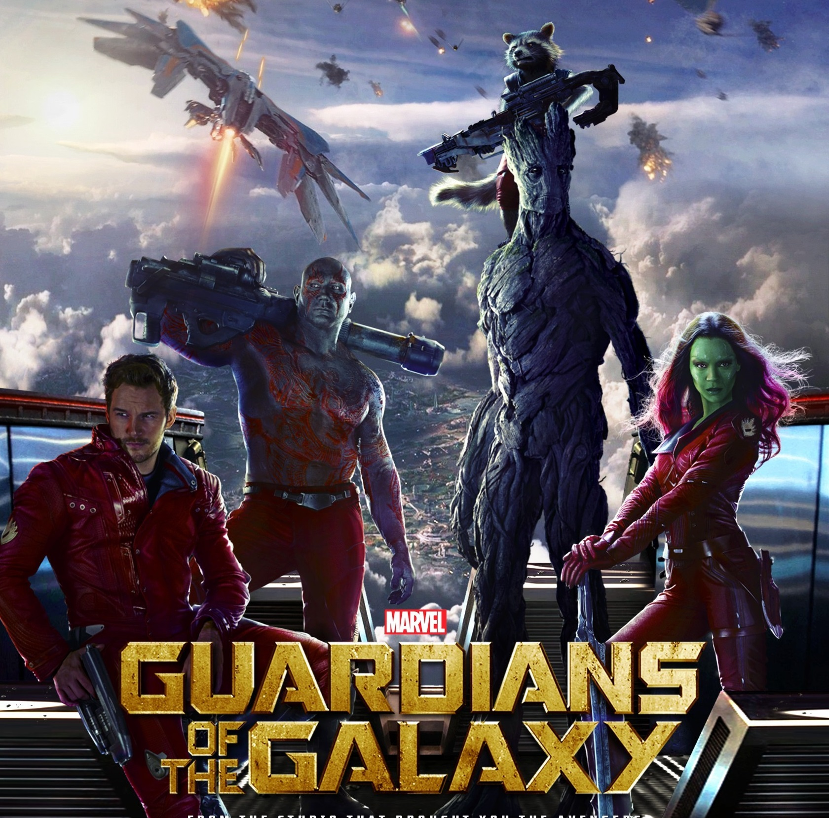In Theaters, Guardians of the Galaxy