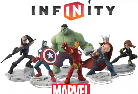 Disney Infinity: Marvel Super Heroes Launches Today