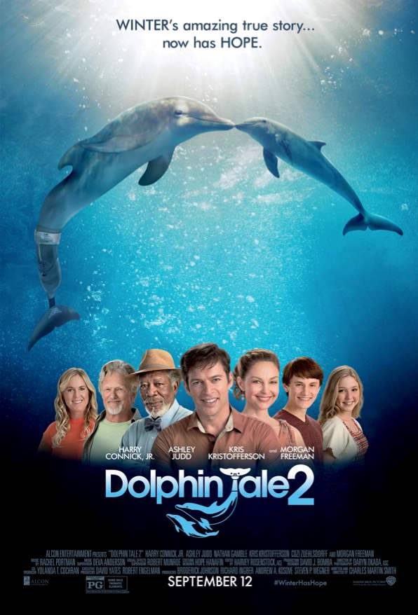 In Theaters, Dolphin Tale 2