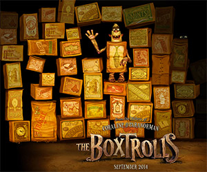 In Theaters, The Boxtrolls