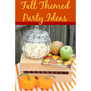Fall Party Themes