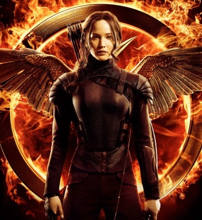 In Theaters, The Hunger Games: Mockingjay – Part 1