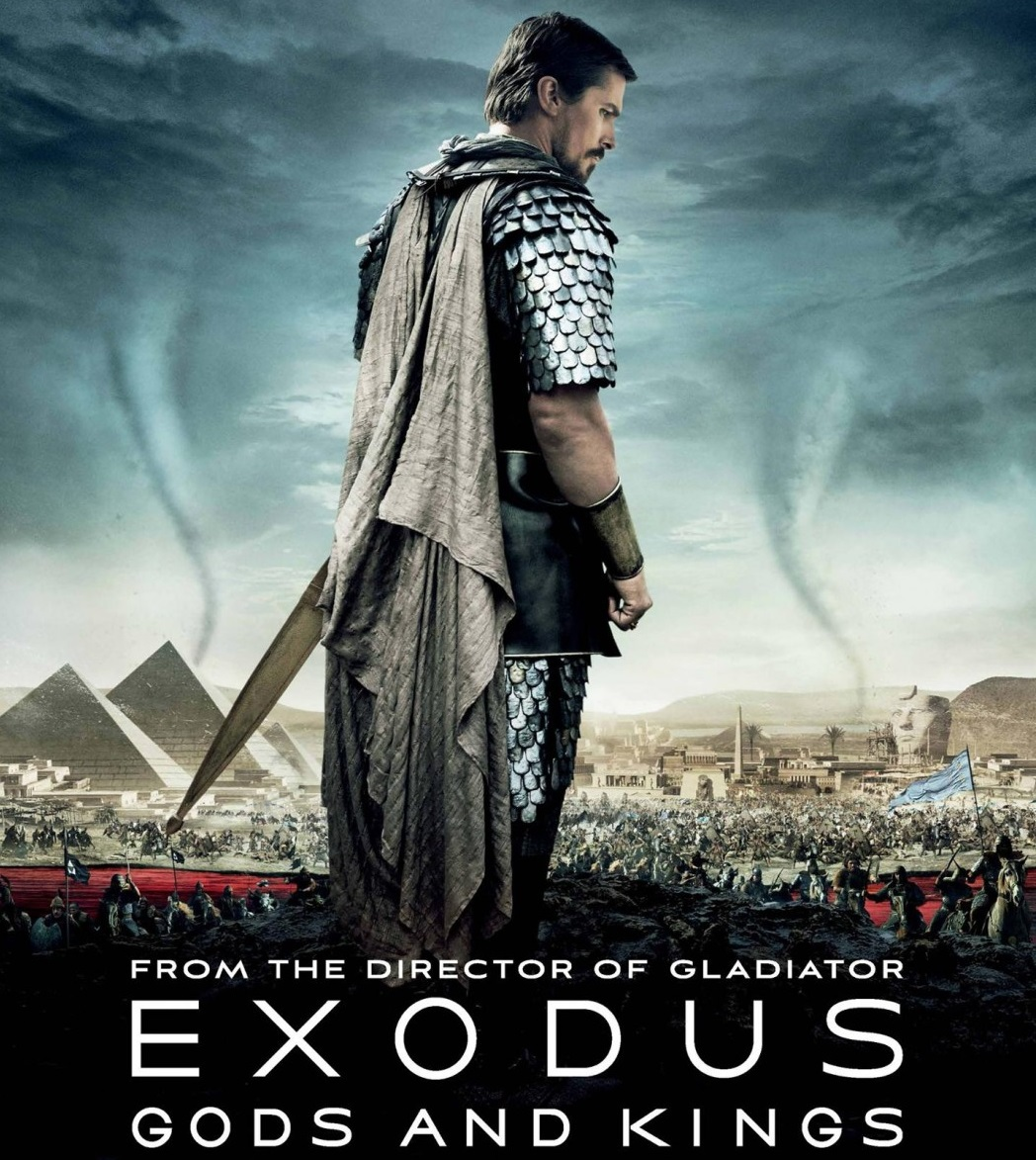 Box Office, Exodus: Gods and Kings Opens at #1
