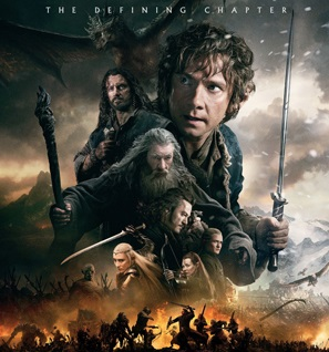 Box Office, Hobbit 3 Spends 3rd Week at #1