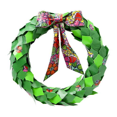 DT - Holiday Wreath