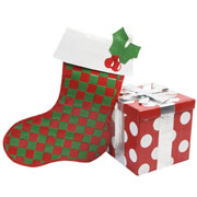 DT - Stocking / Gift Box
