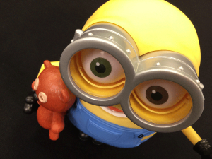 Minions Movie Minion Bob