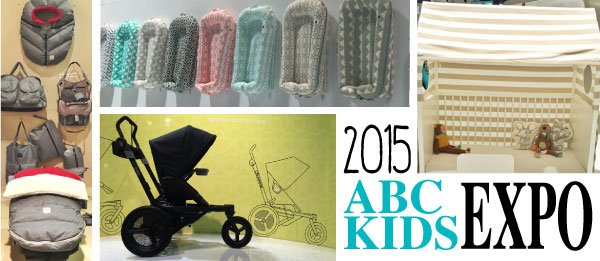 ABC Kids Expo 2015 Top 10 Must-Have Baby Products
