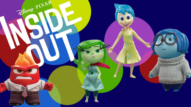 Top 5 Inside Out Movie Toys