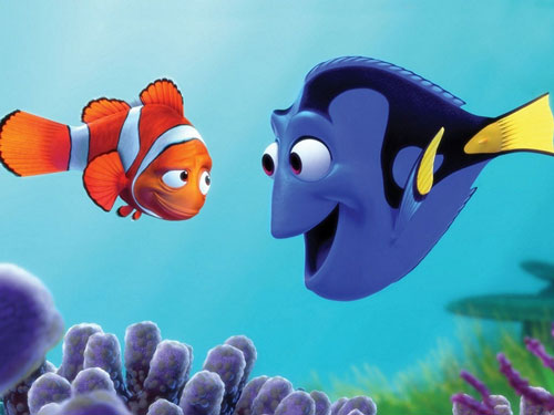 Finding Dory Set for Theaters in 2015