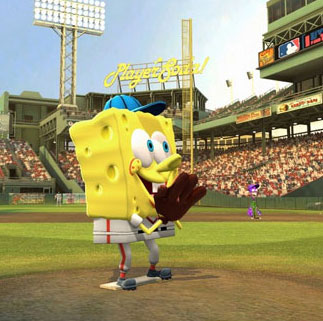 Choose the Lineup Of Nicktoons MLB's 'The Showdown'