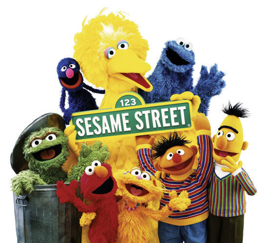 Sesame Workshop Is Winter Olympics Partner