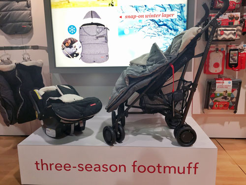 SkipHop—Three-Season-Foot-Muff