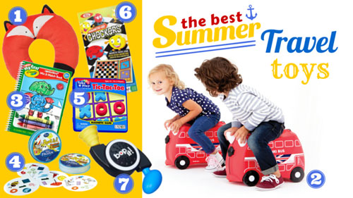 Travel Toys summer 2015
