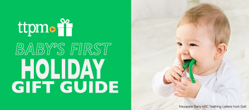 Baby's First Holiday Gift Guide