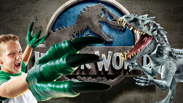 Top  Jurassic World Toys