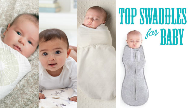 Top Swaddles for Baby