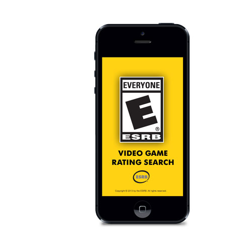 ESRB Ratings Search App