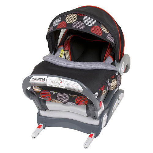 TTPM's Top Baby Cold Weather Gear: Baby Trends Inertia Infant Car Seat