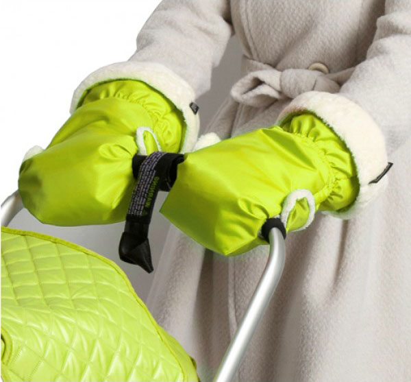 TTPM's Top Baby Cold Weather Gear: Manito Cozy Hand Muff