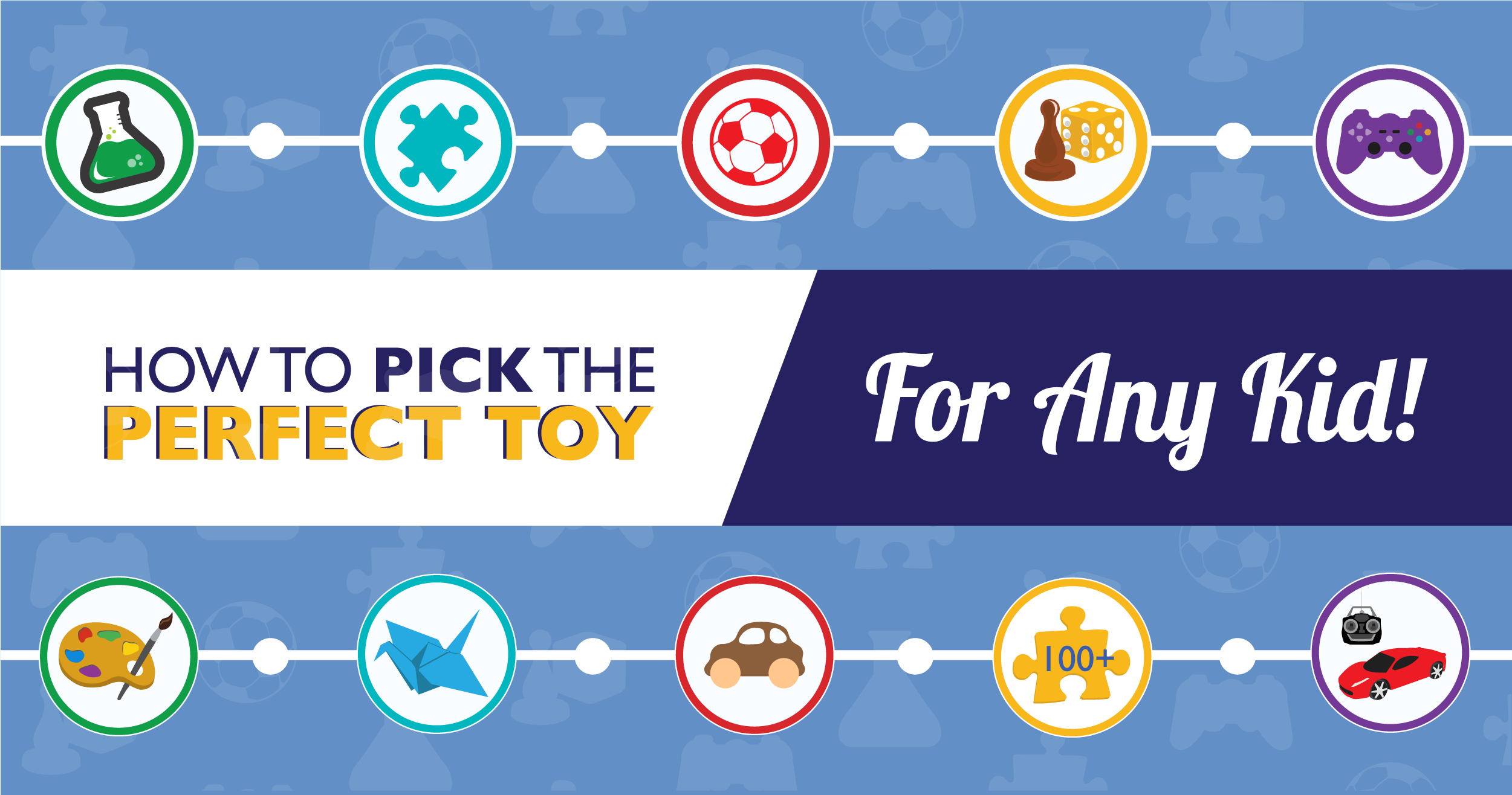 how to pick a toy for a gift