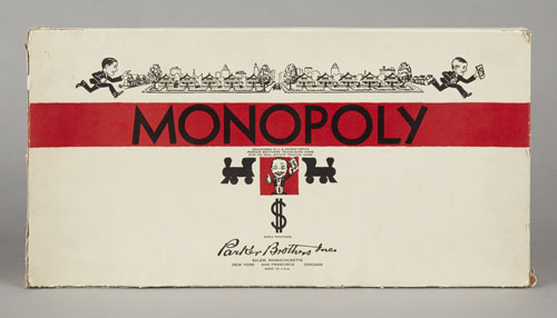 Monopoly Game, 1935