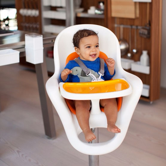 TTPM Feeding Essentials Pick: Boon Flair Pedestal High Chair