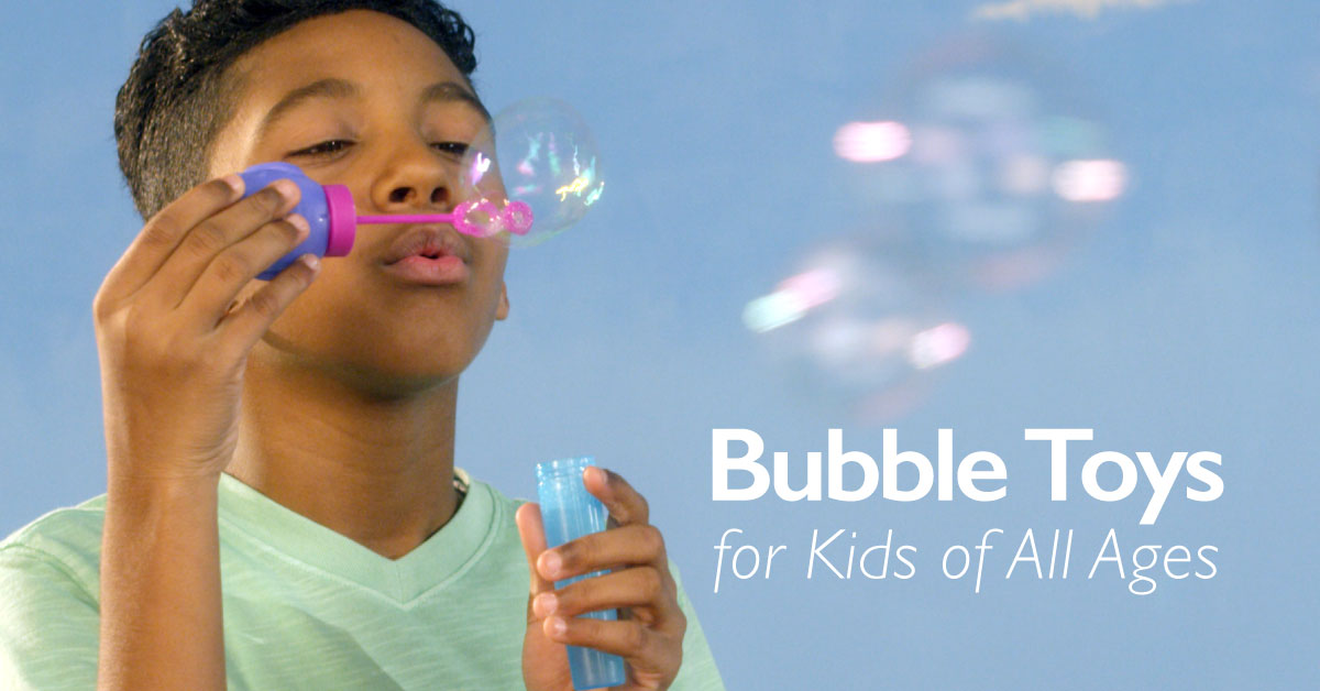 Bubble Toys for Kids of All Ages