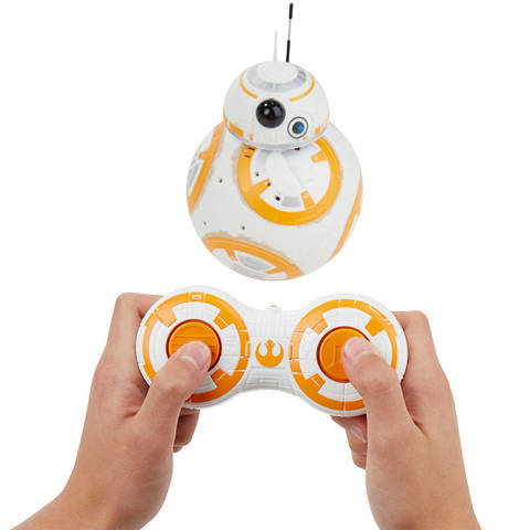 rctoys.Star Wars The Force Awakens BB-8 RC