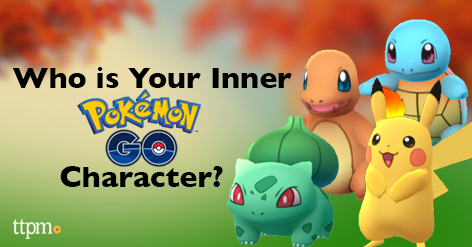 [quiz] Who's Your Inner Pokemon?