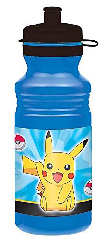 Pokemon Pikachu Water Bottle