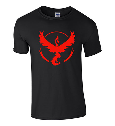 Pokemon Team Valor Tshirt