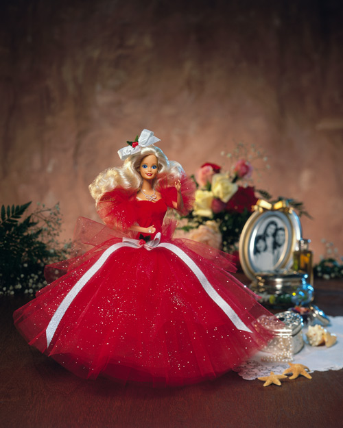 1988 Holiday Barbie