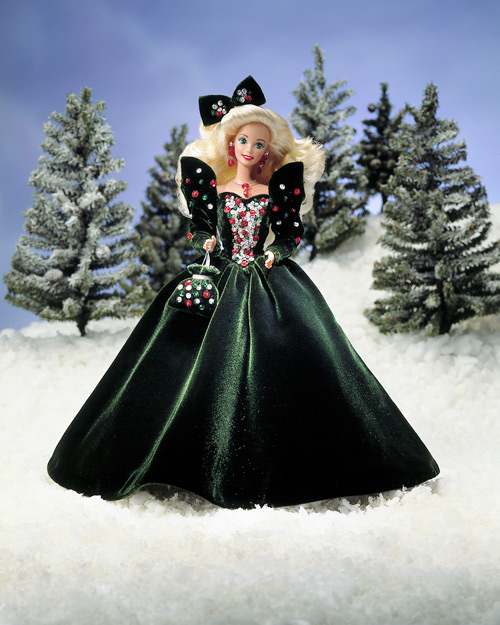 1991 Holiday Barbie