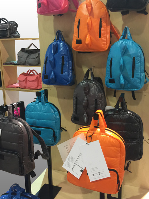 Backpacks from 7 A.M. Enfant's 2017 7 A.M. Voyage collection