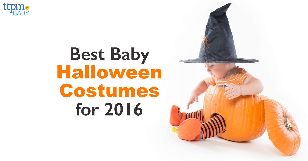 Best Baby Halloween Costumes for 2016