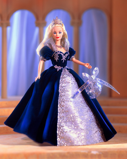 1999 Holiday Barbie