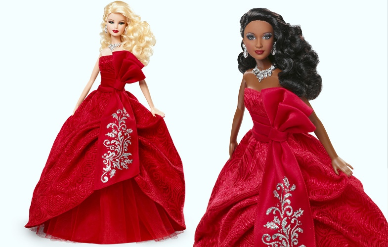 2012 Holiday Barbie