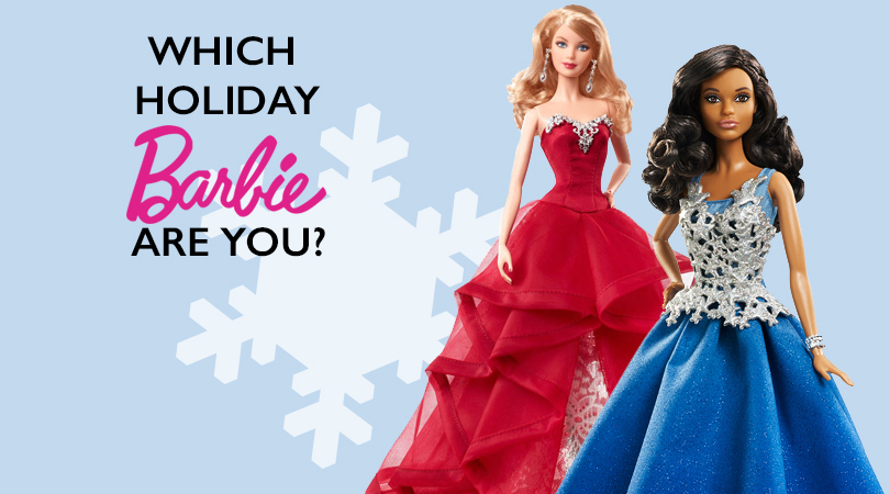 whose your inner holiday barbie quiz