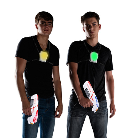 Laser X topped TTPM's Most Wanted Summer 2017 list and it's a go-to for us for playing laser tag on the go.