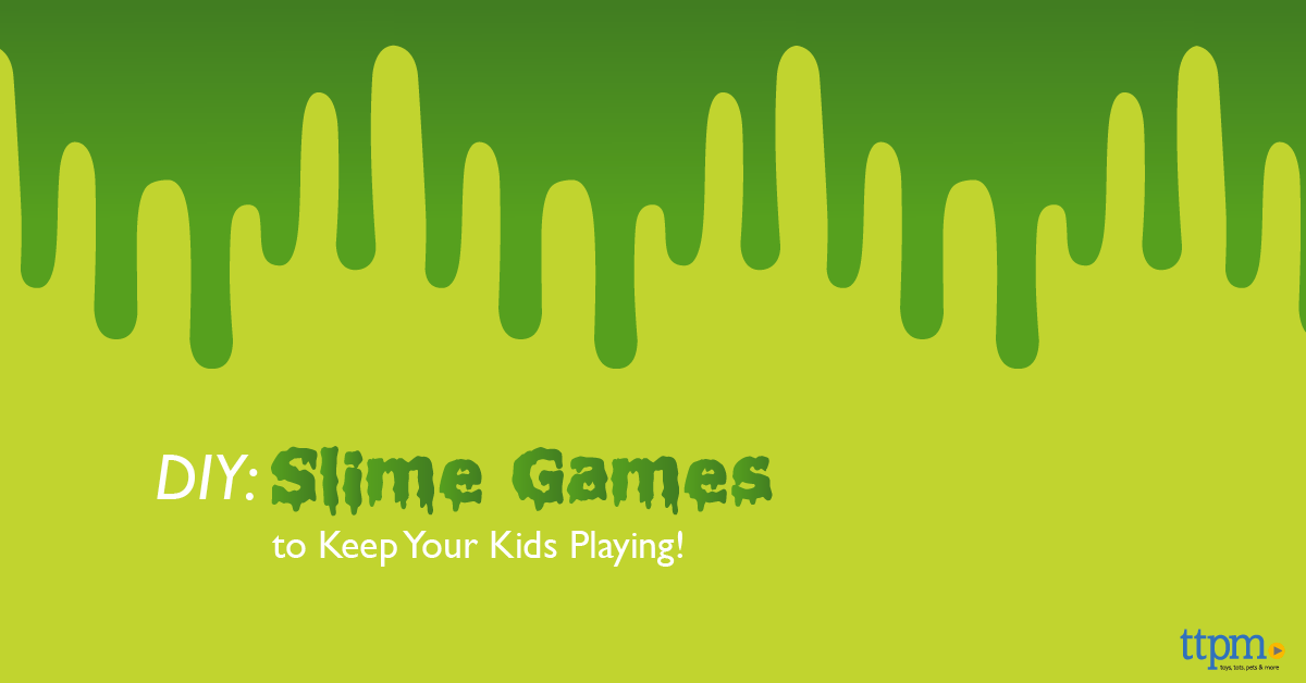 Slime Games to Keep Your Kids Playing!