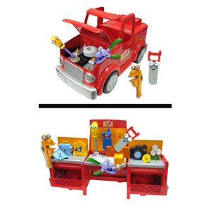 Image Gallery Handy Manny Truck