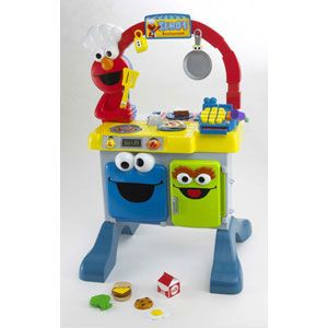 elmo's restaurant from fisher-price