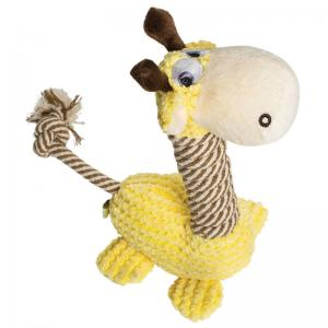 Lucy The Giraffe Dog Toy