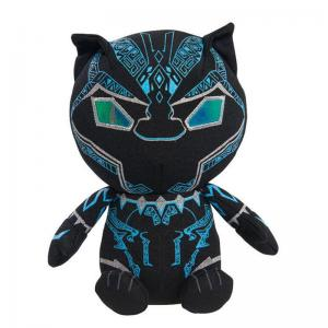 Black Panther Stuffed Talking Black Panther