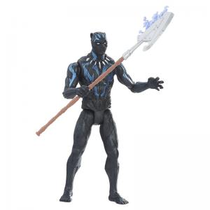Vibranium Black Panther Figure